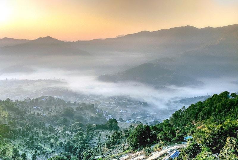 Yoga-Teacher-Training-Nepal Beach and Hills Yoga Locations