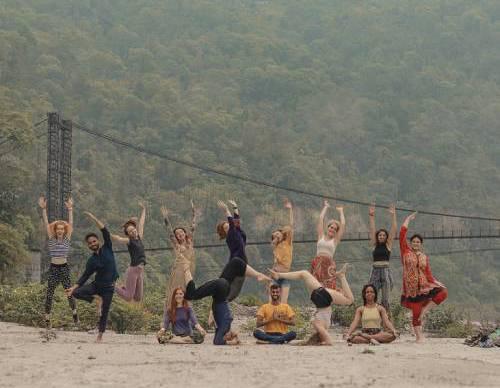 Beach-and-Hills-Location-Nepal111 Yoga Teacher Training Nepal