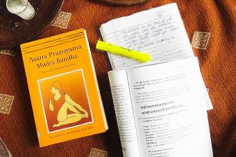 learning-materials-1 Yoga Teacher Training Nepal