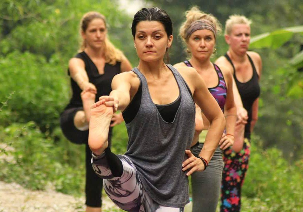 Yoga-in-Dharamsala-landscape Yoga Teacher Training Nepal